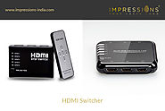 Buy Best HDMI Switcher with Remote Online at Best Price