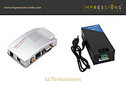 Buy CCTV Accessories Online at Best Prices - Impressions-india.com