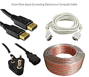 Impressions India: Know More about Connecting Electronic or Computer Cable