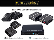Buy HDMI Extender at Best Prices – Impressions India