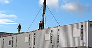 Handy tips to help you Buy a Used Shipping Container