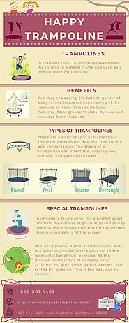 Easy Trampoline Activities Which Keeps you Fit and Healthy