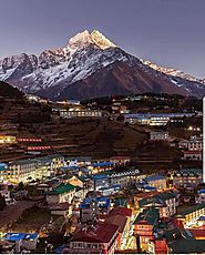 "Hiking Annapurna And Travel on Instagram: ""Namche bazar Everest,Nepal Naturally nepal once is not enough Visit Nepal ..."