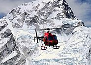 Everest Base Camp Helicopter tour | EBC heli tour Itinerary and Cost 2019/2020 | EBC Trekking