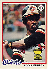 Eddie Murray Rookie Card