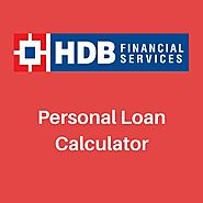 Get to know your EMI by personal loan calculator