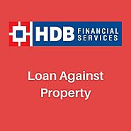 Are you looking for a loan against property?