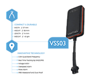 Effective solution for vehicle tracking device