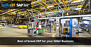 Industrial erp | Erp software for the metals fabrication Industry