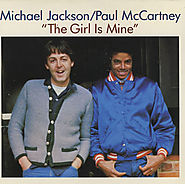 "45. ""The Girl Is Mine"" - MJ & Paul McCartney"