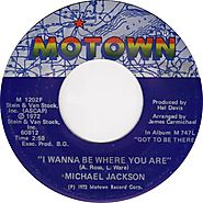 "44. ""I Wanna Be Where You Are"" - MJ"