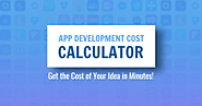 Mobile App Development Cost Calculator. Get Your App Cost in Minutes!