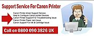 Canon printer Contact Number UK 0800-090-3826