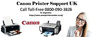Immediate solution to each Canon Printer issue - VocalBuzz