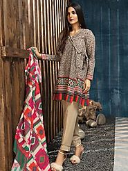 Winter Collection 2018 | Winter Unstitched Suits & Shirts For Ladies – Limelightpk