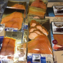 Tasting 5 different Smoked Salmon (16 mins)