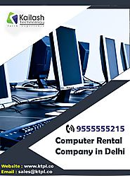 Desktop on Rent- Get Server, Laptop, Computer, Projector, Printer