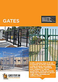 Gryffin Customize Gates to Fit Risk Assessment