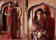 Sabyasachi's Latest Collection Is All About Red And We Are In Love