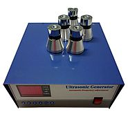 Double Frequency Digital Ultrasonic Generator - Beijing Ultrasonic