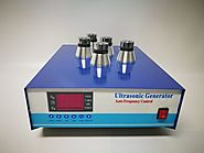 2000W Digital Ultrasonic Generator Below 45 kHz - Beijing Ultrasonic