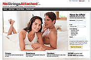 No Strings Attached Review: Discreet Sex & Dating - Naughty Dating Only
