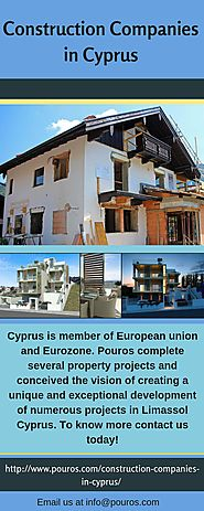 Construction Companies in Cyprus | Pearltrees