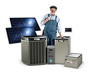 Solar Cooling - Solar Heating, Solar in Vancouver WA