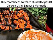 Different Videos To Teach Quick Recipes Of Chicken