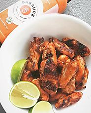 BBQ Chicken Wing Marinade Recipes | sabauce.com - Sabauce Handcrafted Marinade