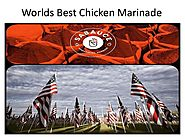 Worlds best chicken marinade 2