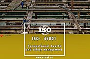 Get ISO Certification 45001 in Dubai | vamah.ae
