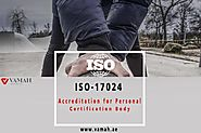 ISO 17024 - Best Implementation of Personnel Certification Services!