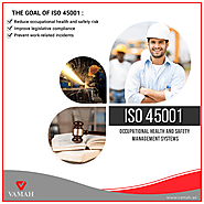 Get ISO 45001 OHSAS Certification in Dubai, UAE!