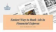 Easiest Way to Book Advertisement in Financial Express