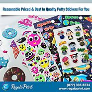 Reasonable Priced and Best In Quality Puffy Stickers for You - RegaloPrint - New York, USA - Free Classifieds - Muamat