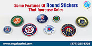 Some Features Of Round Stickers That Increase Sales