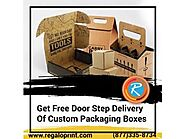 Get Free Door Step Delivery Of Custom Packaging Boxes – RegaloPrint New York City - USAFreeClassifieds.org