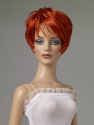 Nu Mood™ Jagged Cut/Bright Red Wig | Tonner Doll Company