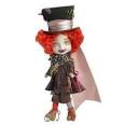 "On Sale Now! 8"" Tarrant – The Mad Hatter 