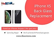 iPhone XS Back Glass Replacement - Best iFixScreens Repairs