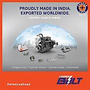 Comprehensive range of engine components