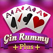 FREE ONLINE GAMES: Gin Rummy Plus