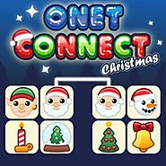 FREE ONLINE GAMES: Onet Connect Christmas