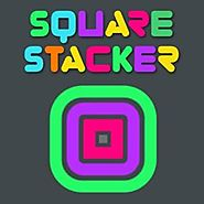 FREE ONLINE GAMES: Square Stacker