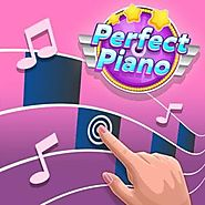 FREE ONLINE GAMES: Perfect Piano