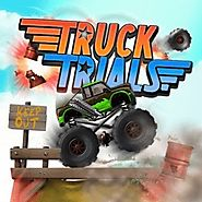FREE ONLINE GAMES: Truck Trials