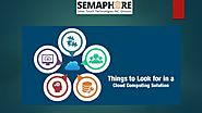 Tips for Excellent Cloud Deployment - Semaphore Software