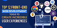 Best Front-end Web Development Tools for Developers in 2019