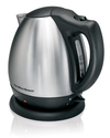 Amazon.com: Hamilton Beach 40870 Stainless Steel 10-Cup Electric Kettle: Kitchen & Dining